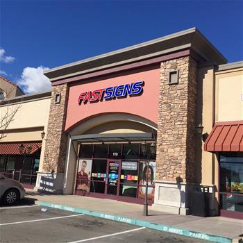 FASTSIGNS of Sacramento Storefront