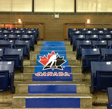 ESSO Stair Graphics