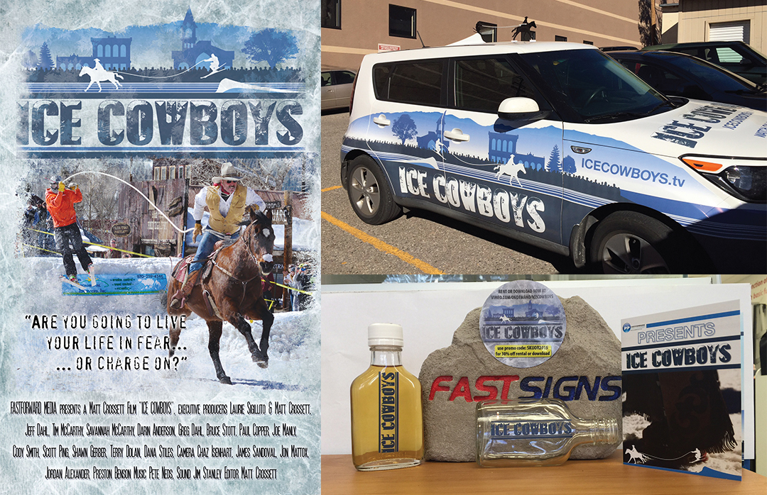IceCowboys collage