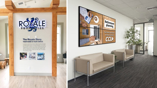 Inside Office Examples of Signs