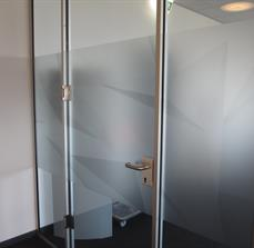 Office Privacy Glass