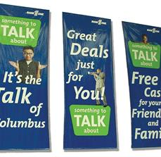 Bank Business Banners