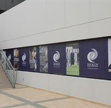 Credit Union Outdoor Graphics