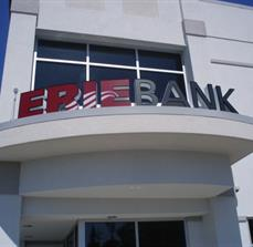 Bank Business Signs