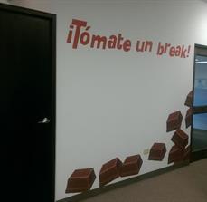 McCain Foods Wall Graphics