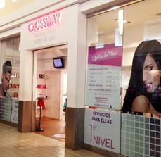 Salon and Spa Window Graphics