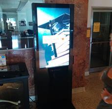 Business kiosk