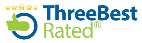 Three-Best-Rated-linear-logo