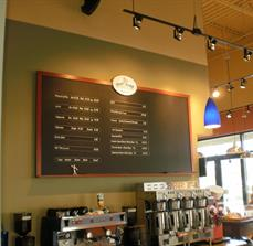 Magnetic Menu Boards