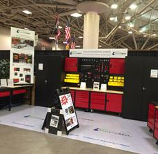 Branded Manufacturing Trade Show Display