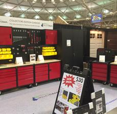 Manufacturing Trade Show Display
