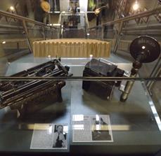 Museum plaques