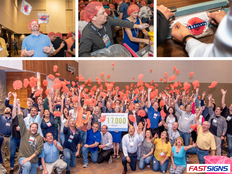 FASTSIGNS Community Giveback 2019