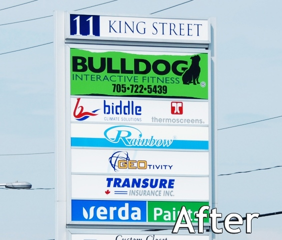 fastsigns_cestaric_bulldog_interactive_fitness_pylon_after