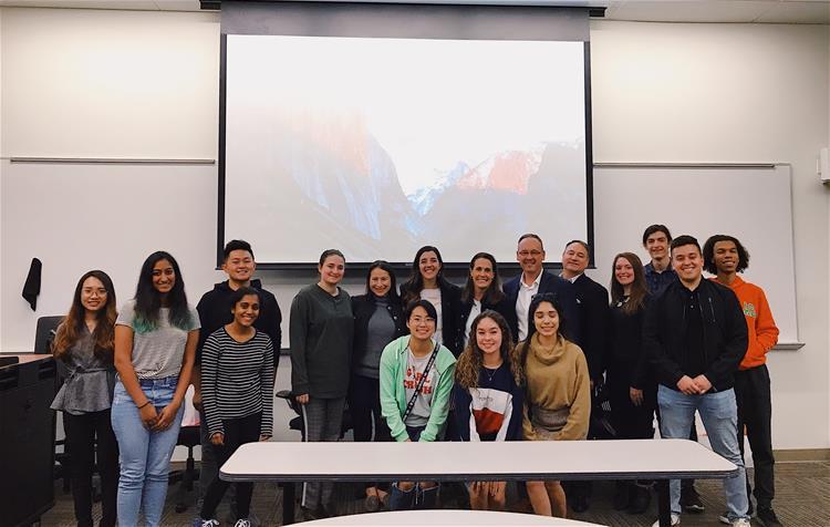 FASTSIGNS Careers Panel at UTD