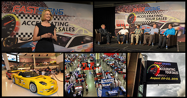 FASTSIGNS® Announces Record Growth and Celebrates Landmark Success at Sales Summit