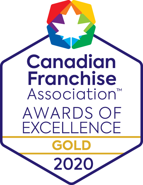 Canadian Franchise Association 2020 Gold