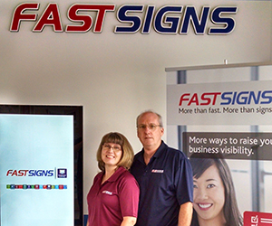 New Business in Town: FASTSIGNS of Worcester Is Now Open
