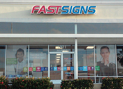 New FASTSIGNS® Location Opens in Galveston