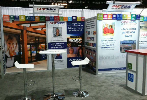 ISA Booth