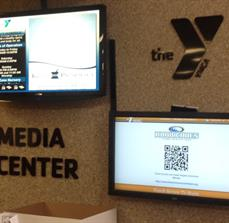 Media Center Displays