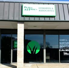 Edwards And Associates Building Signs and Window Graphics