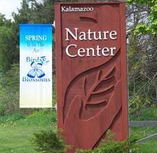 Nature Center Signs and Banners