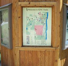 Park trail maps