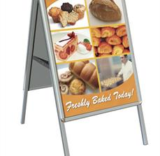 Bakery A Frame Sign