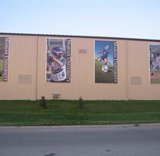 Custom Athletic Facility Banners