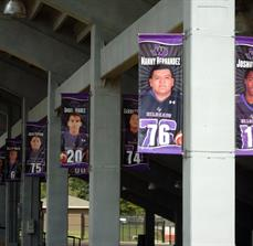 Student Athlete Banners