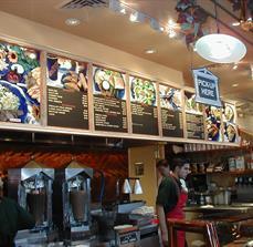 Restaurant Menu Boards