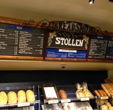 Custom Bakery Menu Boards