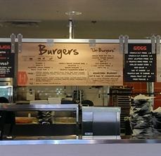 Burger Restaurant Menu Boards