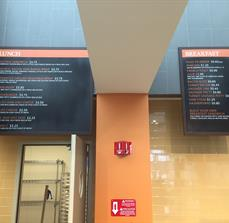 Hanging Menu Boards