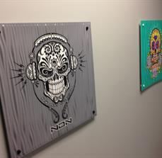 Custom metal prints