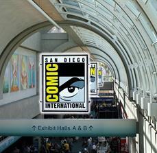 Illuminated Framed Convention Displays