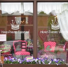 Boutique Window Graphics