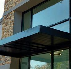 London Series Cantilevered Canopy™