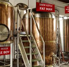 Custom Brewery Signage
