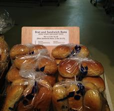 Bakery product decals
