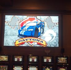 Casino and Gaming Digital Display