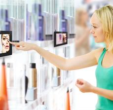 Small Retail Digital Displays