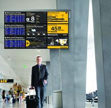 Transportation Digital Displays