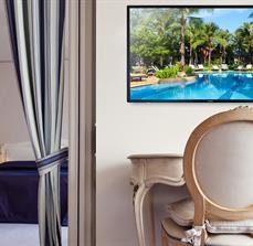 Hotel Room Digital Displays