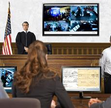 Courtroom Digital Displays