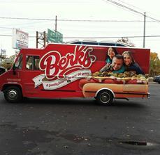 Berks Custom Food Truck Graphics