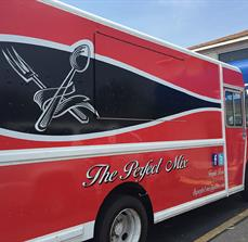 The Perfect Mix Food Truck Wraps And Graphics