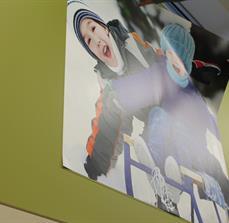 Custom Decorative Interior Magnetic Graphics