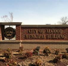 Algood Monument Sign